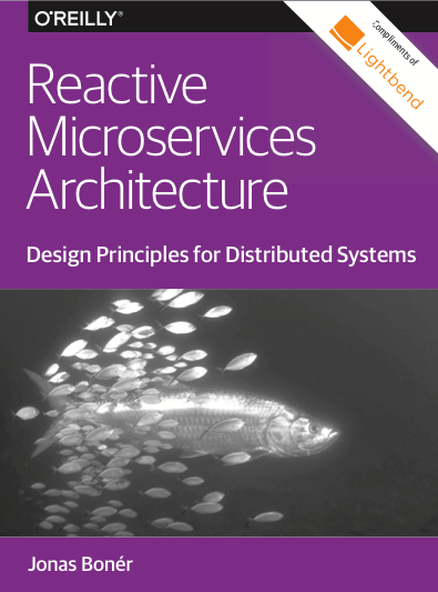 eBook Cover - Reactive Microservices