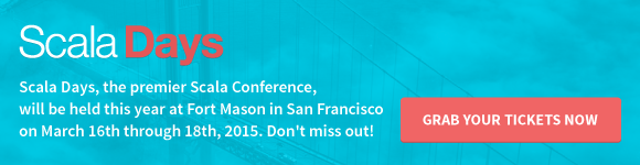 Scala Days 2015 - San Francisco